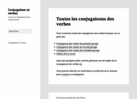 conjugaison-et-verbes.com