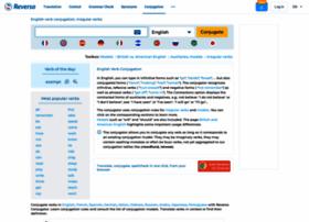 conjugator.reverso.net