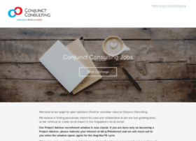 conjunctconsulting.recruiterbox.com