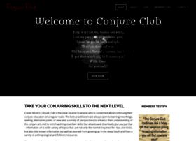 conjureclub.com