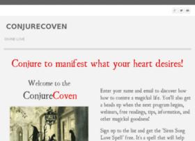 conjurecoven.com