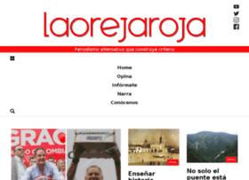 conlaorejaroja.com