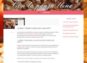 conlapanzallena.com.ar