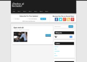 conlosdedosenelteclado.blogspot.com