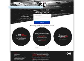 connect.allingroups.com