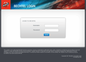 connect.bechtel.asia