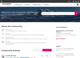 connect.crownpeak.com