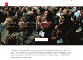connect.falling-walls.com