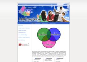 connect.hallco.org