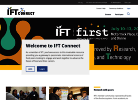 connect.ift.org