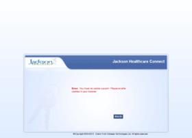 connect.jacksonhealthcare.com