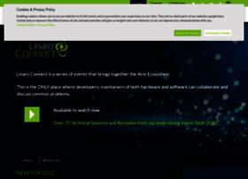 connect.linaro.org
