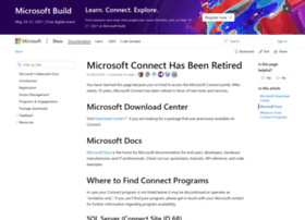 connect.microsoft.com
