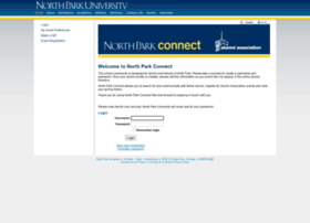 connect.northpark.edu