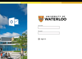 connect.uwaterloo.ca
