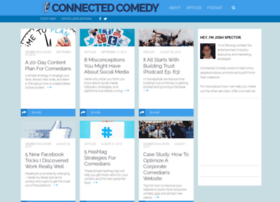 connectedcomedy.com