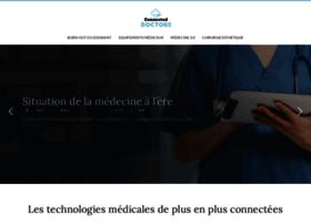 connecteddoctors.fr