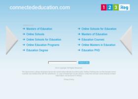 connectededucation.com