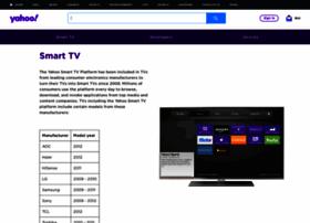 connectedtv.yahoo.com