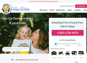 connecticut.wheelsforwishes.org