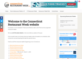 Connecticutrestaurantweek.com