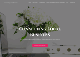 connectinglocalbusiness.com