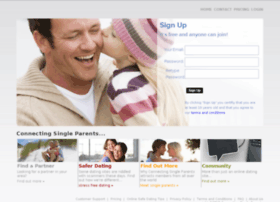 connectingsingleparents.com