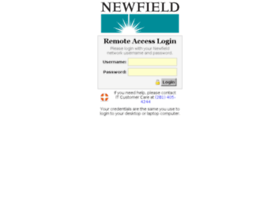 connections.newfield.com