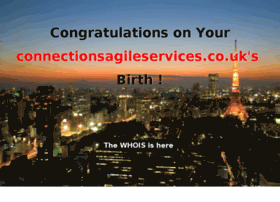 connectionsagileservices.co.uk