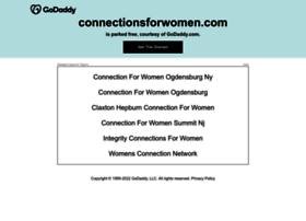 connectionsforwomen.com