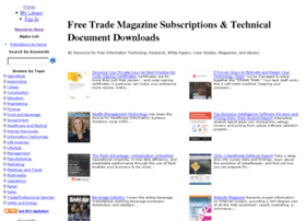 connectionstrings.tradepub.com