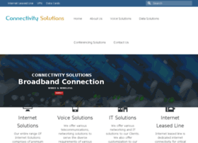 connectivitysolutions.org