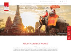 connectworldtours.com
