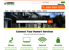 connectyourhome.com