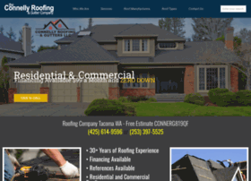 connellyroofing.com