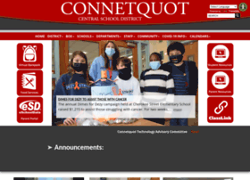 connetquot.syntaxny.com