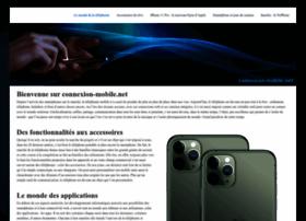 connexion-mobile.net
