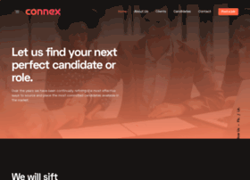 connexrecruitment.com
