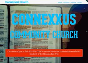connexxuschurch.com