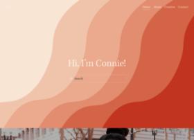 conniechew.com