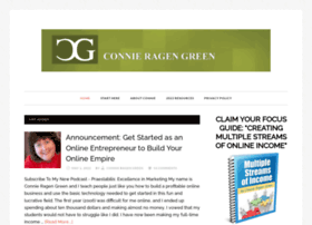 connieragengreen.com
