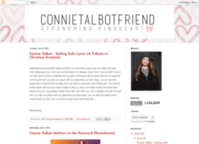connietalbotfriend.blogspot.co.nz