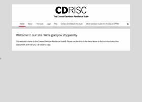 connordavidson-resiliencescale.com