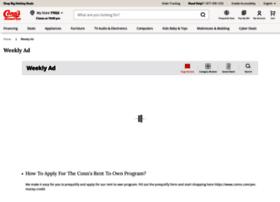 conns.shoplocal.com