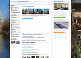 conoceamsterdam.com