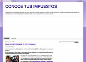conocetusimpuestos.blogspot.com