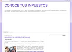 conocetusimpuestos.com