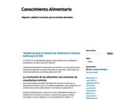conocimientoalimentario.blogspot.com