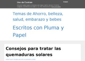 conplumaypapel.com