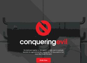 conquerevil.net